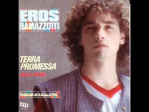 terra lyrics promessa ramazzotti Eros