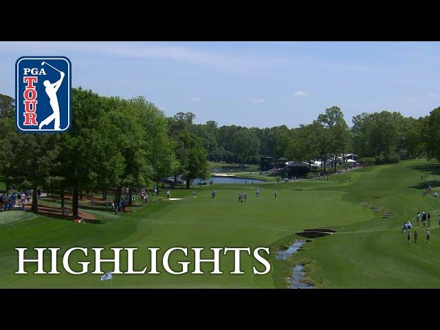 Highlights | Round 1 | Wells Fargo