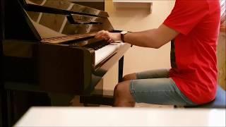 Another Day of Sun La la Land piano cover