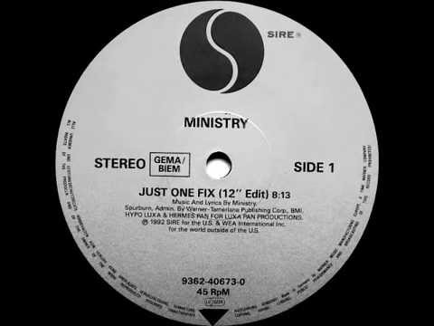MINISTRY - Just One Fix (12