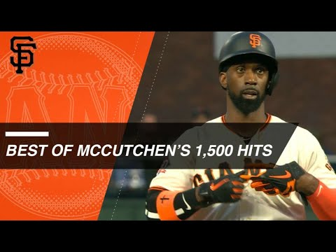 The most memorable hits for Cutch en route to 1,500