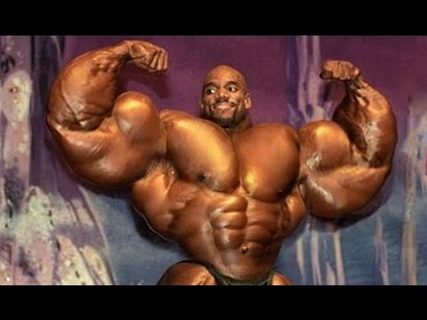 Flex Wheeler - 52 Years Old Training Chest _ THE RETURN To