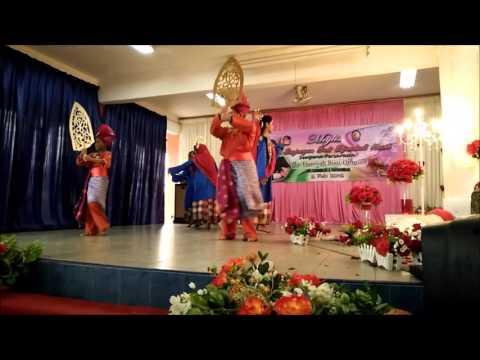 BERGENDING DANG GONG BY ANAK TARI DANCERS SK KG BATU