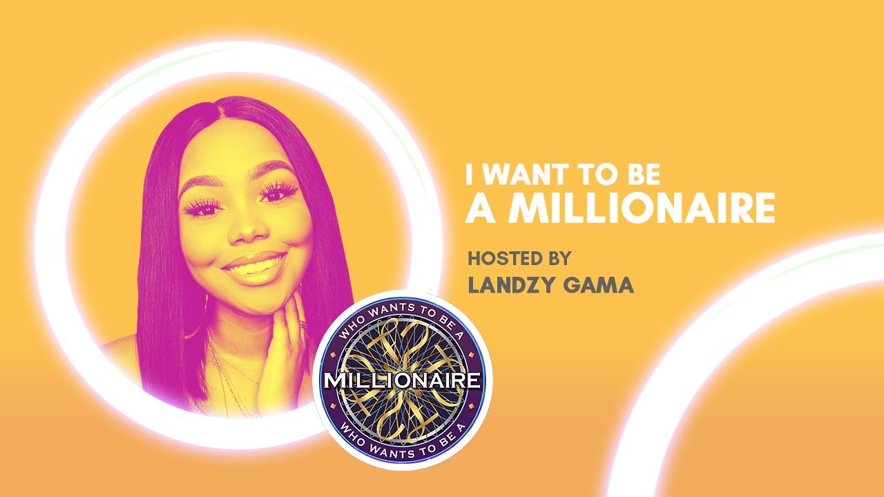 I want to be a millionaire! Watch me win the chankura - #Hotspot with Landzy | DStv