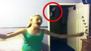 Top 5 SCARIEST Youtuber Experiences CAUGHT ON CAMERA!