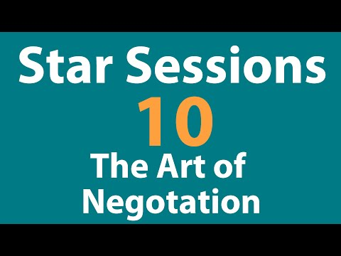 Preparing Buyers for the Negotiation - Part 10/14 - The Art of Negotiation