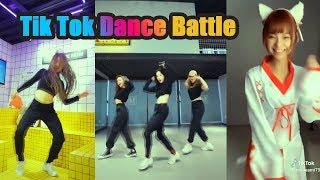 Tik Tok Dance Battle  - China vs Korea vs Japan