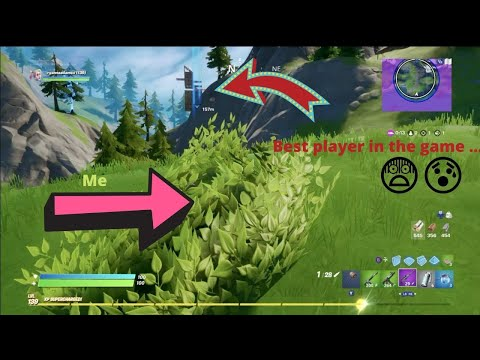 *BUSH MEME IS BACK*  Avoiding Other Players At All Costs