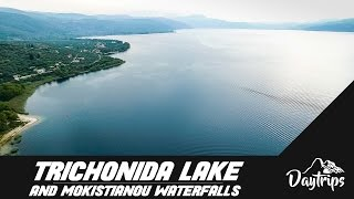 TRIP#2: Trichonida Lake & Mokistianou Waterfalls, Greece
