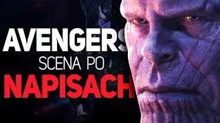 Avengers Infinity War - O co chodzi w scenie po napisach?