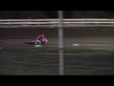 Hummingbird Speedway (7-13-19): Young Guns Jr Sprints - Stock Class Feature