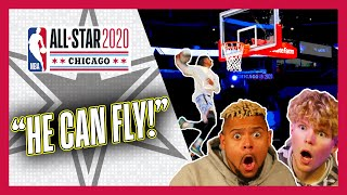 Kris London DUNKS at NBA All-Star?! w/ 2HYPE, T Jass, & More!