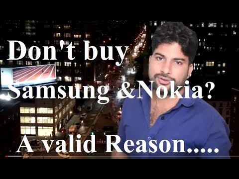 Don't buy Samsung and Nokia ?  ||  Why Chinese Phones are Cheap ? ||  Are they any GOOD  ||