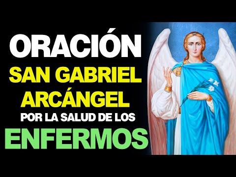 🙏 Oración al Arcángel San Gabriel por la SALUD DE LOS ENFERMOS 🤕