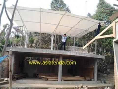 Pabrik Tenda Membrane / Membran
