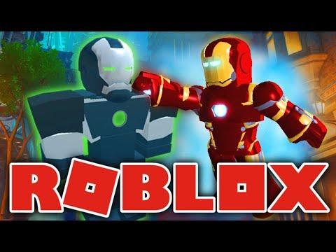 Roblox Iron Man - IRON MAN FIGHT SIMULATOR!