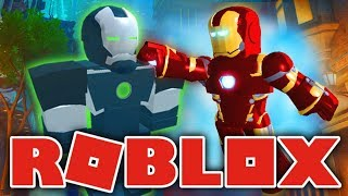 Roblox Iron Man - IRON MAN FIGHT SIMULATOR!