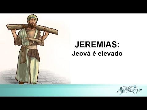 Escola Bíblica #33 |JEREMIAS | 2º Temporada