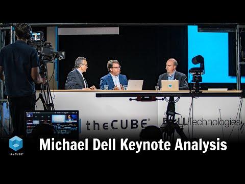 Michael Dell Keynote Analysis | Dell Technologies World 2019