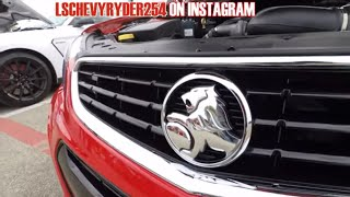 2014 Holden/Chevrolet SS ........ Holiday Under The Stars Car Show Killeen Texas