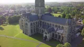 Salisbury Cathedral  (Feeling Good)