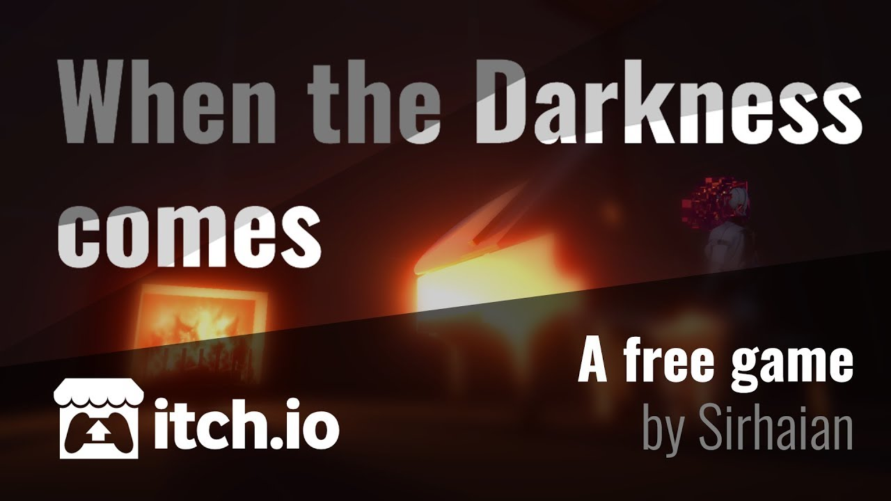 When the Darkness comes by Sirhaian