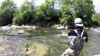 Fly Fishing - Sarca R4