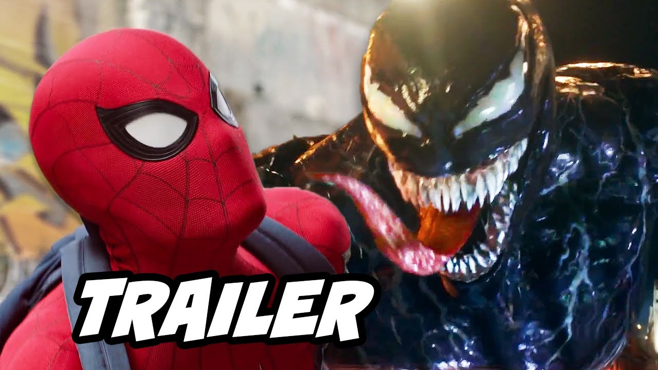Spider-Man Venom Teaser - Tom Hardy First Look and Comics ...