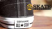 ba5298dc11d Converse CONS CTS SE Skate Shoes Review - Tactics.com - YouTube