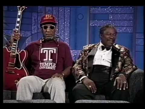 bb king  bill cosby-  interviews- part 2