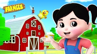 House That Jack Built | Nursery Rhymes And Songs for Kids | Videos for Babies