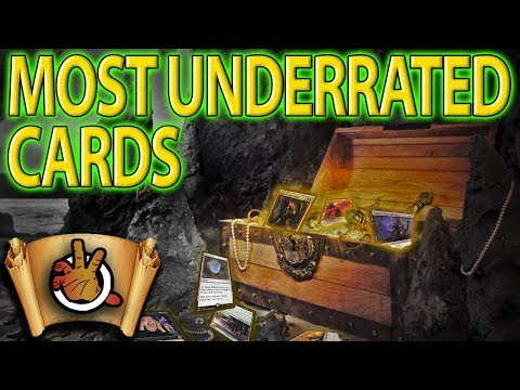 Most Underrated Cards in Commander l The Command Zone #198 | Magic: the Gathering Commander/EDH