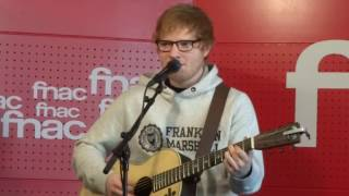 Ed Sheeran - Castle On The Hill (Acoustic), live in Paris 13.03.17