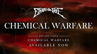 Miniatura do vídeo Escape The Fate - Chemical Warfare (Official Audio)