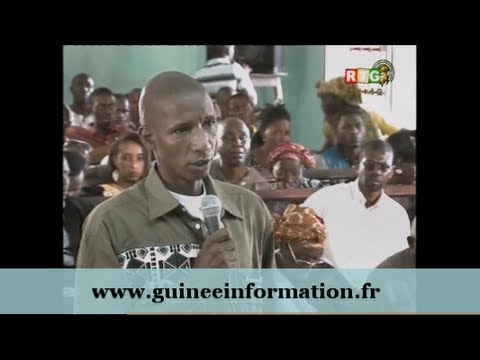 """Sous-lieutenant Sadialiou Baldé:""""Pour m'arrêter, on m'a appelé, tu as gagné trois sacs de riz"""""""