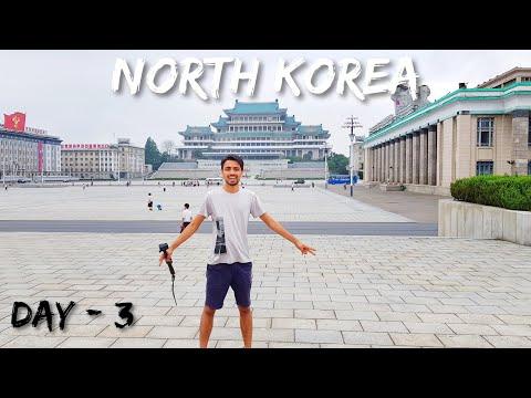 INDIAN IN PYONGYANG , NORTH KOREA 🇰🇵