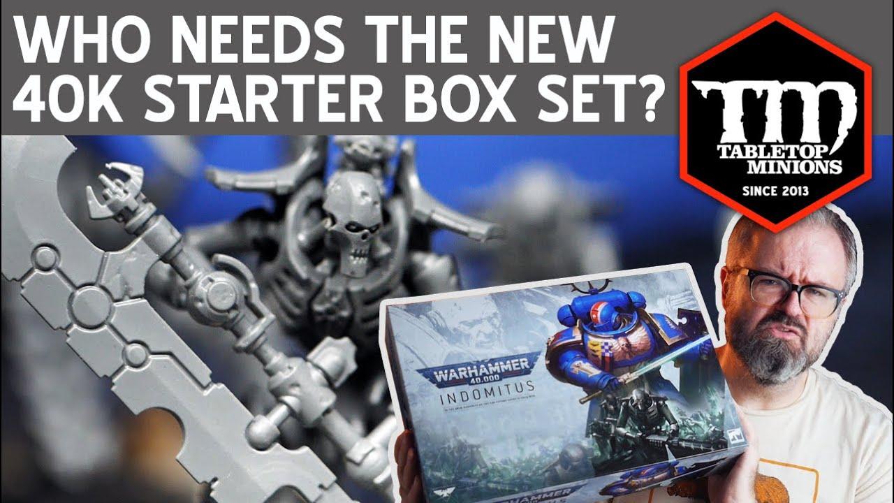 Who Needs the New Warhammer 40k Starter Box Set?