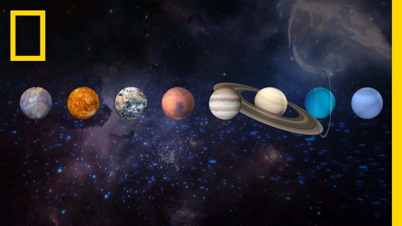 solar system 101 national geographic youtube