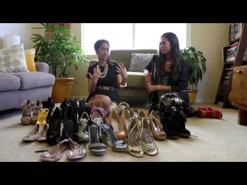 Shoe Closet Interview w/ Mae Lu of therafterish. for SWANKYCYN.com