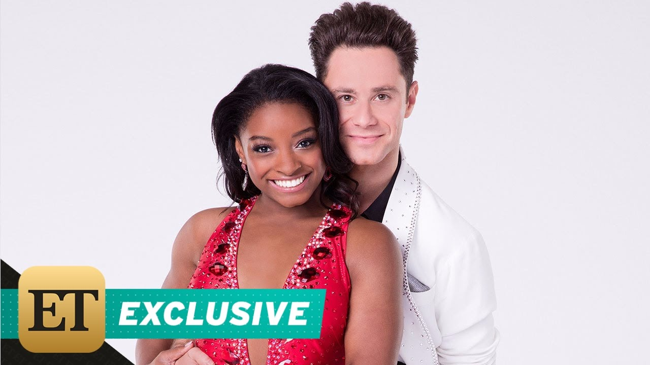 Surprise! Simone Biles voted off 'Dancing with the Stars'