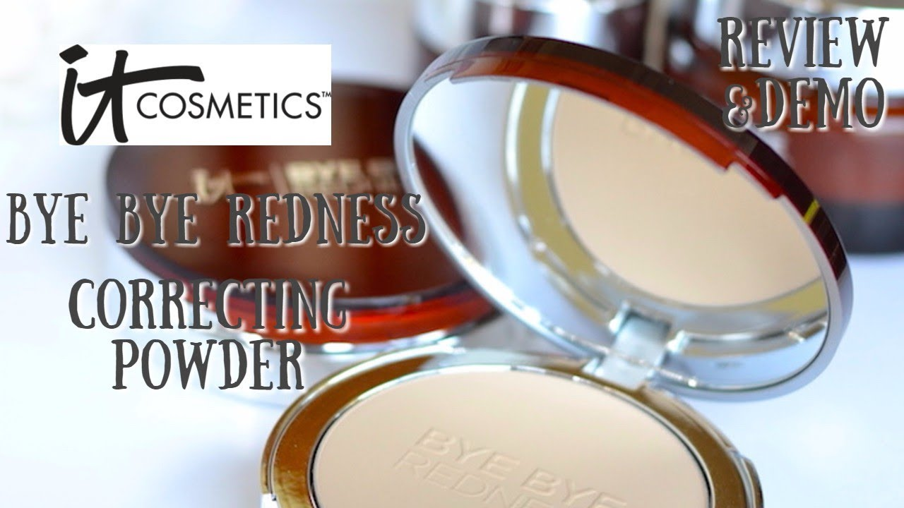 Bye Bye Redness Redness Erasing Correcting Powder by IT Cosmetics #6