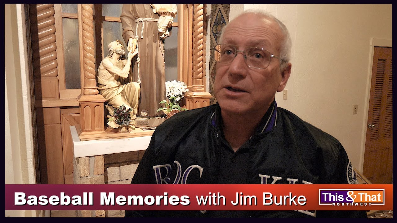Baseball Memories with Jim Burke