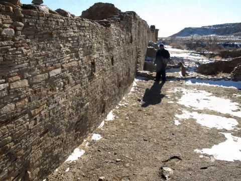 Chaco Canyon December 2012