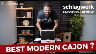 BEST MODERN CAJON? Schlagwerk Unboxing & Review