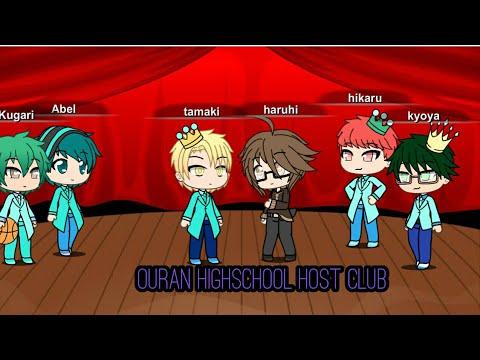 Ouran love story highschool EPISODE 1 GATCHA STUDIO