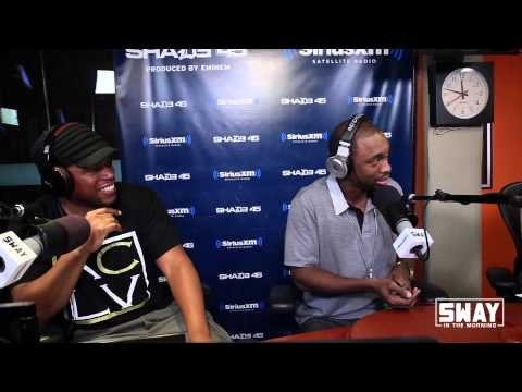 Jay Pharoah Impersonates Nicki Minaj and Kicks Hilarious Freestyle as Drake on Sways Universe