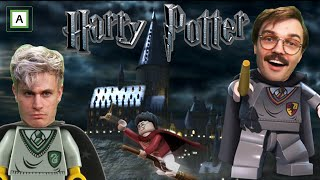 ENDELIG ER VI MAGIKERE!! - LEGO Harry Potter