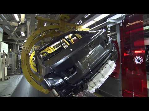BMW F30 3-Series Factory Production Tour (1080p HD, 15:00)