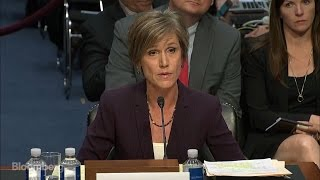 Yates Responds to Ted Cruz About Election, Immigration