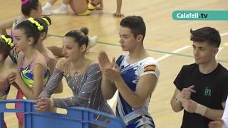 Gimnàstica Aeròbica, fase prèvia de la Copa Catalana i del Campionat d�Espanya